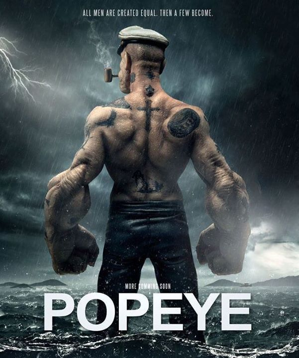Image result for Popeye Movie