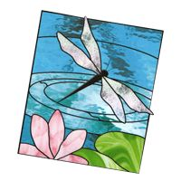 Free Pattern, Garden Pond - Glass Crafters Stained Glass Supplies
