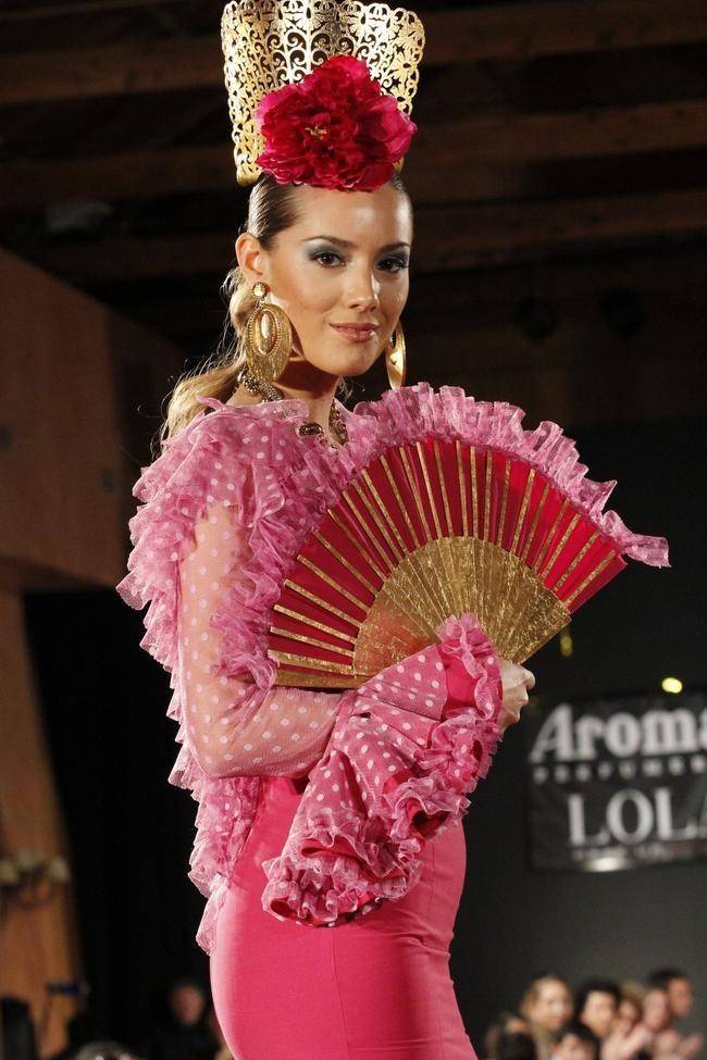 Mantilla Flamenco