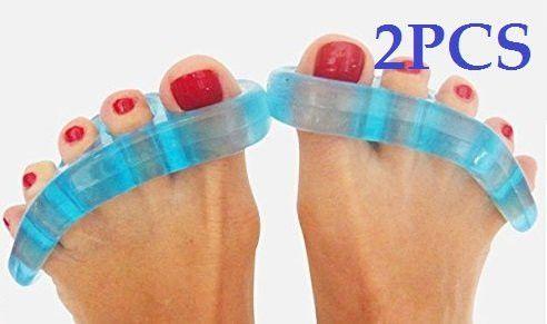 Cerkos Gel Toe Separators Stretchers Straighteners Alignment