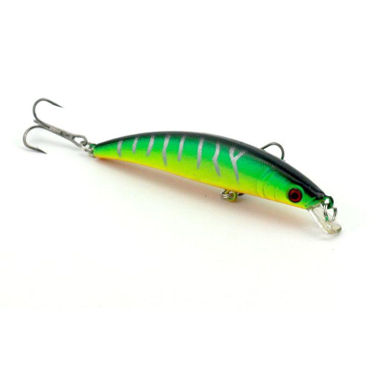 only 3 days Laser Minnow Fishing Lure 9CM 8.5G pesca hooks fish wobbler tackle crankbait artificial japan hard bait swimbait