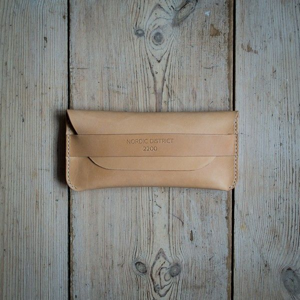 'Sunna' Sunglass/Pencil Case via NORDIC DISTRICT. Click on the image to see more!