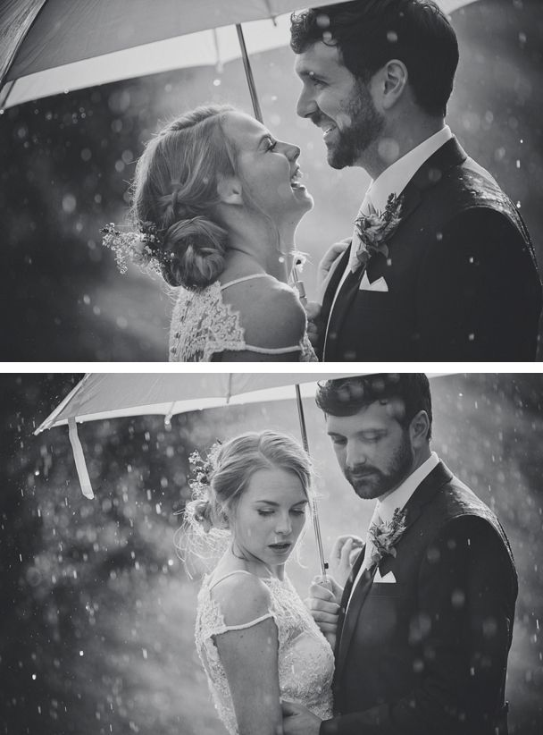 Ah who's afraid of a little rain on their wedding day! Not gorgeous Dom and Ollie who's outdoor ceremony was scuppered by the British Weather at Haselbury Mill a bespoke wedding venue in Somerset. These romantic moments under the umbrella are beautiful and timeless. Love the rain! #haselburymill #rainywedding #umbrellaphotos #somersetweddingphotographer