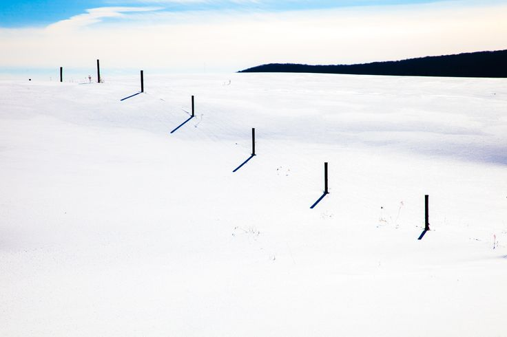 Lines in Northern ONtario