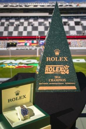 24H de Daytona : une course et un chronographe | The Watch Observer