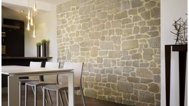 25 best ideas about mur en pierre interieur on pinterest for Briques decoratives interieur