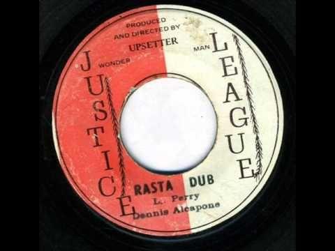 Dennis Alcapone & Upsetter - Rasta Dub + Version (Justice League) - YouTube