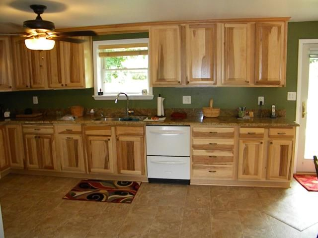Hickory Kitchen Cabinets In Westminster Md Kitchen