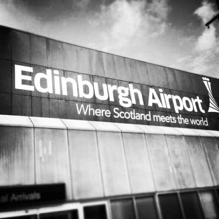 Map Paris Airports%0A Edinburgh Airport  EDI  in Midlothian  Midlothian