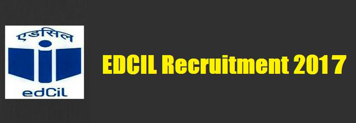 GRADUATE JOBS  EdCIL Recruitment-Office Assistant, Account Assistant, Messenger-cum-Driver & Various Vacancies-132 Posts Apply Online-Last date 19 March 2017