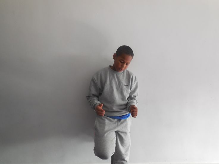 Denni Y&T Teen student in his role for the music video for the Rights of a Child