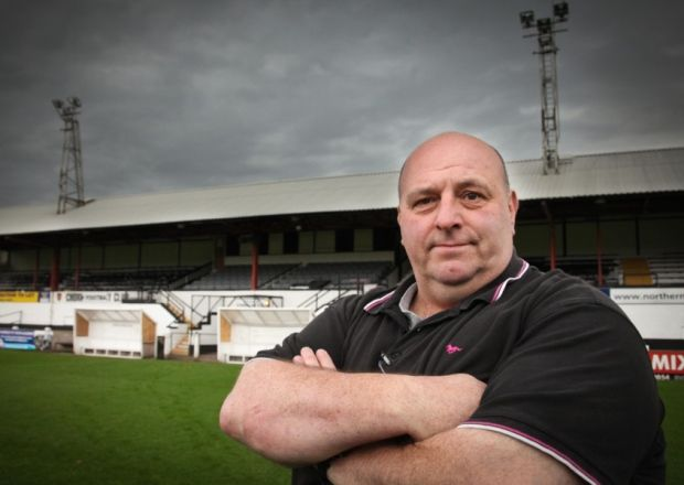 Chiefs at cash-strapped Chorley FC are asking fans to raise the roof ahead of the club's latest fund-raiser.