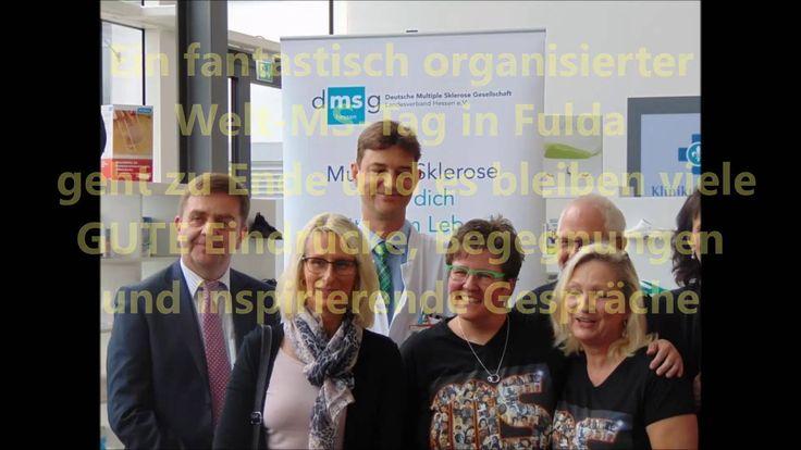 WELT-MS-Tag im Klinikum Fulda 25.5.2016