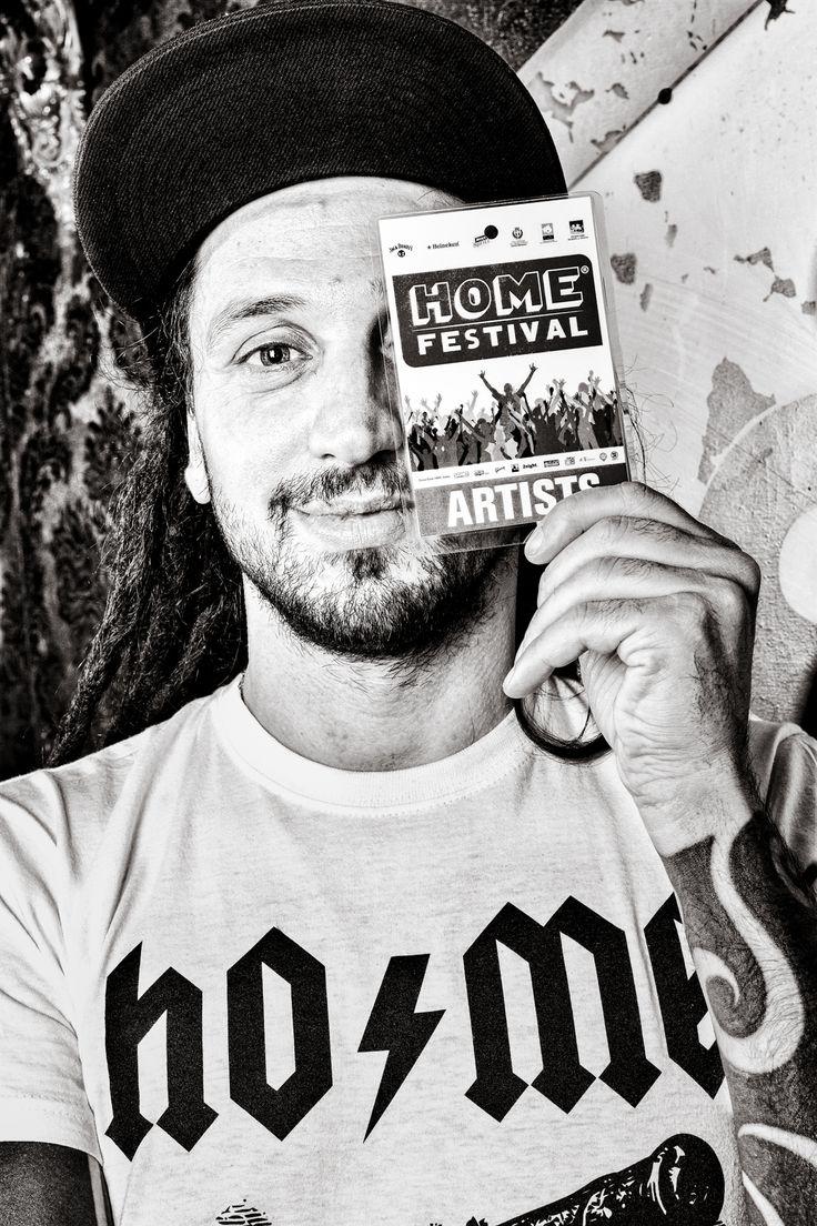 "Amedeo ""Ama"" Lombardi - Mr Home Festival"