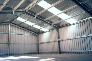 Garages - Steel Sheds, Garages and Garden Sheds