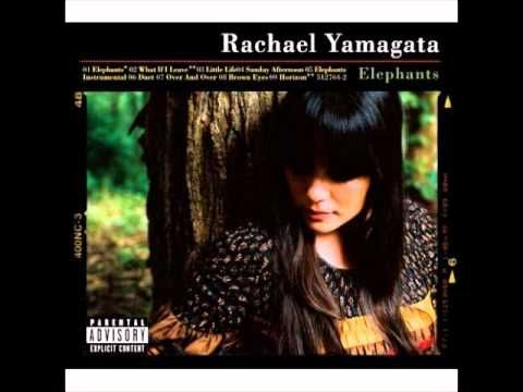 Rachael Yamagata - Brown Eyes (+lyrics)