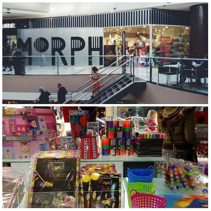 Sábado perfecto para pasear por #MorphArg  Vení a visitarnos a los mejores Shoppings! ~ #AltoPalermo #AltoRosario #PalmasDelPilar #InDesign