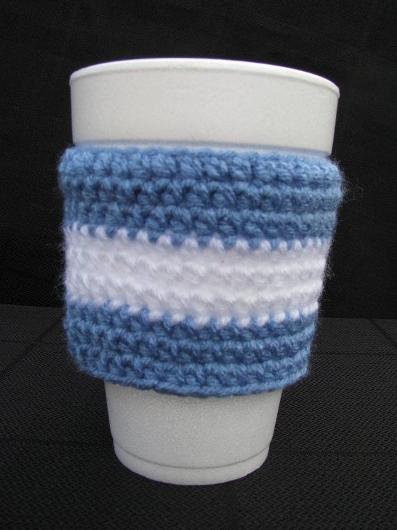Crochet Korner Crocheted Cup Cozy