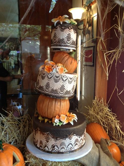 Halloween Wedding Cake Via Manfredi Francesco