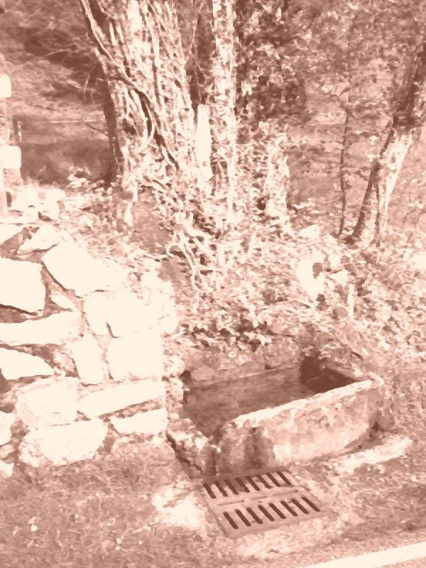 Val Brembana - Ancient Fountain -- Val Brembana - Antica Fontana