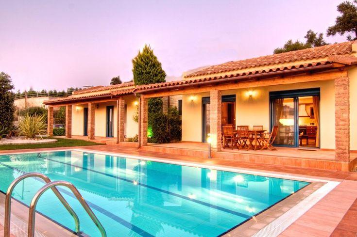 Villa Givera - Luxury & Privacy, Giannoudion   Cretico