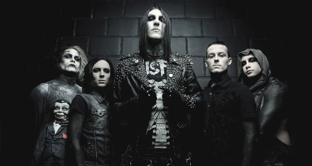 Attention All Motionless In White Fans – UK Dates In November & December Selling Fast!   RAMzine
