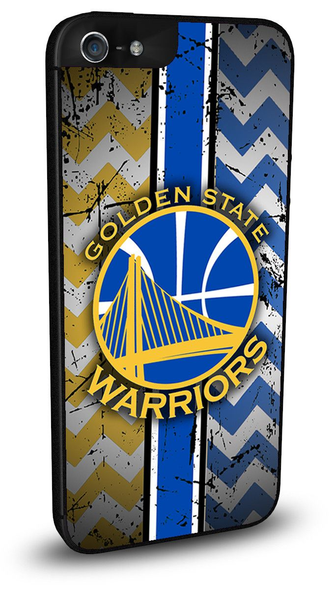 Golden State Warriors Cell Phone Hard Case for iPhone 6, iPhone 6 Plus, iPhone 5/5s, iPhone SE, iPhone 4/4s or iPhone 5c