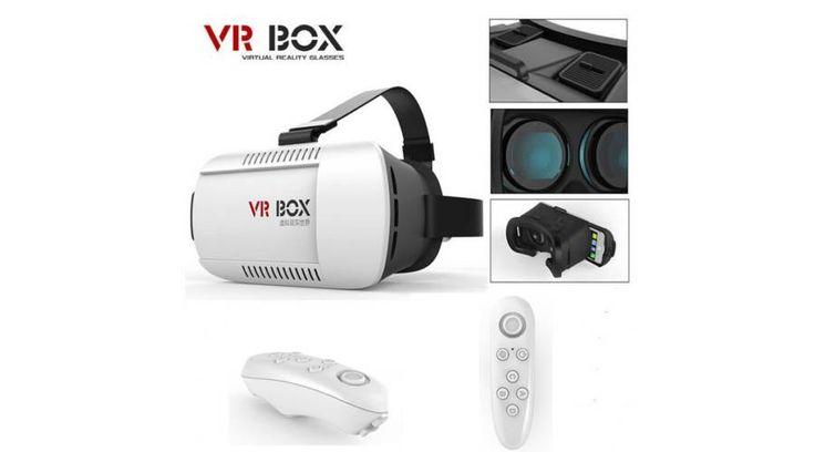Szuper akció! 3D virtuális valóság szemüveg, távirányítóval és kiemelkedő optikával! http://www.marapiac.hu/virtualis-termekek-104/vr-box-3d-virtualis-valosag-szemuveg-taviranyitoval-711