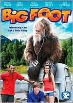 Bigfoot: Kevin S. Tenney, Angie Everhart,Richard Tyson,Adam B. Raque,Kenyon R. Dudley,Nicole Badaan, DVD