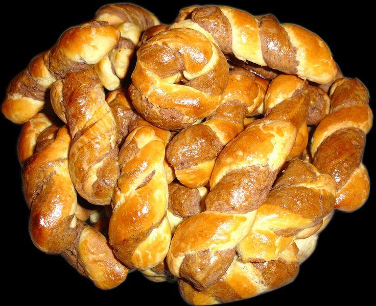 Οι Συνταγές της Λόπης: Κουλουράκια με Βανίλια και Κακάο