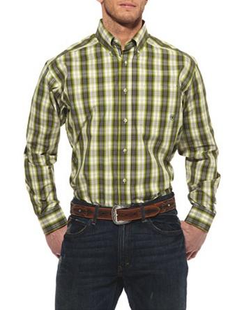 Ariat Men's Tom Western Shirt