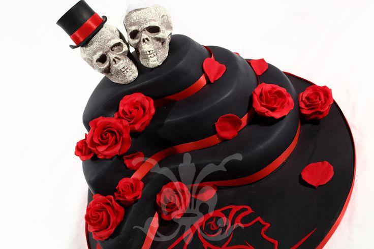 gothic bride | Gothic Wedding