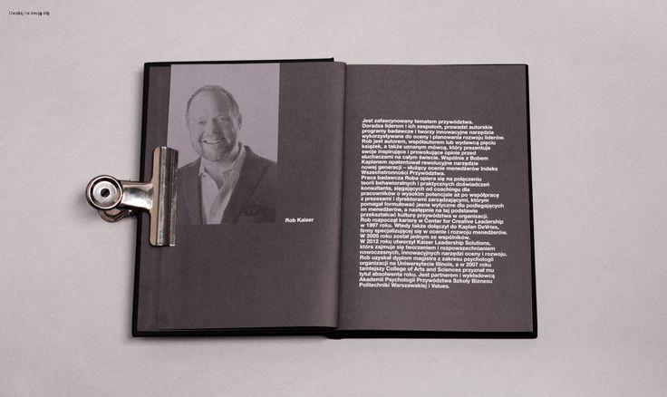 Uważaj na Swoją Siłę / book design