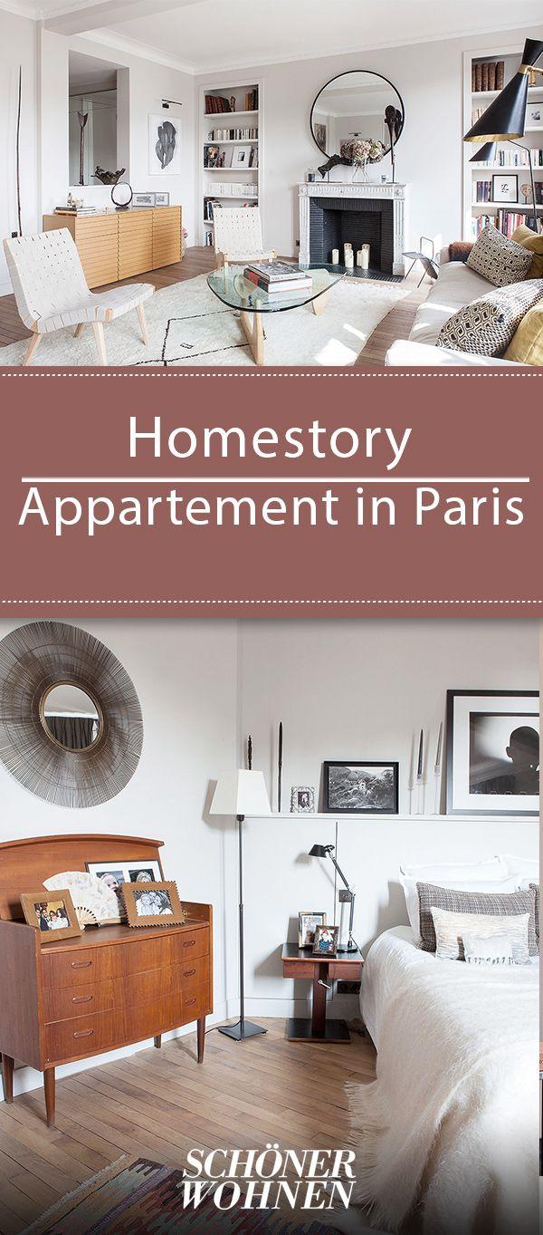 Appartement In Paris Wohnen Wohnung Einrichten Schoner Wohnen