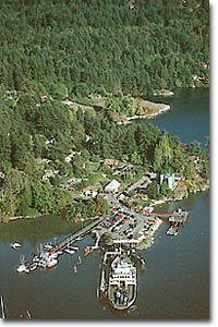Saltspring Island BC, South Gulf Islands, British Columbia, Canada