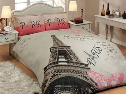 9 best images about bedroom on pinterest | paris themed bedding