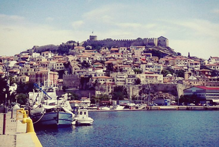 Beautiful Kavala of my soul♥