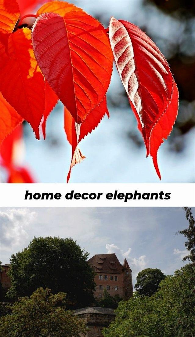 Home Decor Elephants 226 20181003172855 62 Home Decor