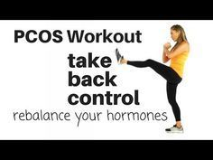 (69) HOME FITNESS WOMENS WORKOUT – FOR PCOS AND IDEAL FOR MENOPAUSE – SPEED UP W…