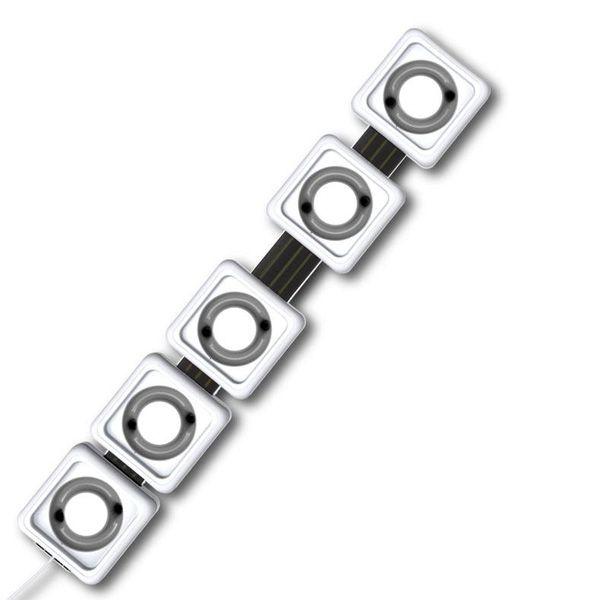 Flex Tab – Multi Tap Socket by Yuljae Lee