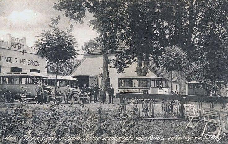 Groningerstraat Zuidlaren (jaartal: 1930 tot 1940) - Foto's SERC