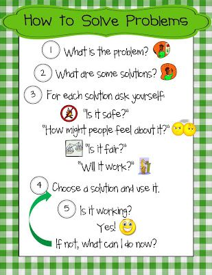 The Honey Bunch - free how to solve problems poster
