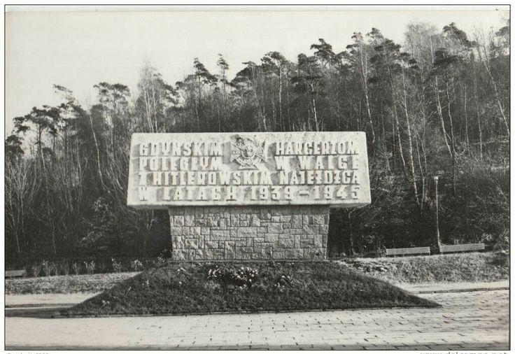 Pomnik Harcerzy przed 1983