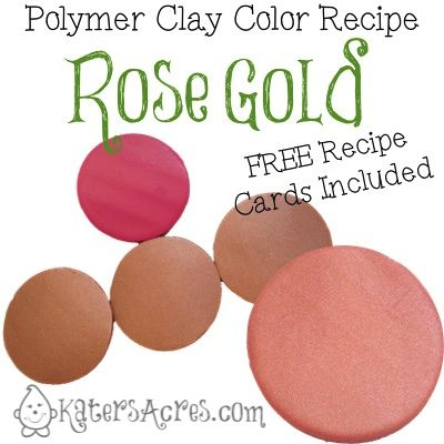 985 best Polymer Clay Color Mixing images on Pinterest | Color ...