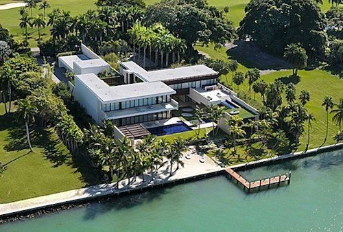 Mysterious Owner Of 3 Indian Creek, Miami's Most Expensive House, Buys Lot Next Door