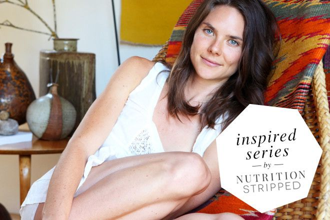 Interview with Amanda of Moon Juice | www.nutritionstri... | photo via Moon Juice/Into The Gloss