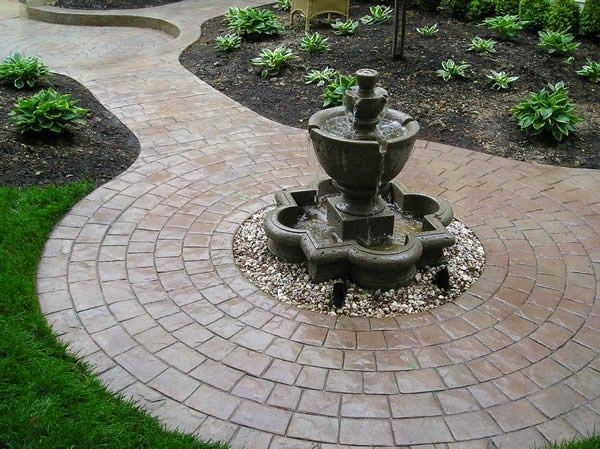 85 best Stamped Concrete images on Pinterest