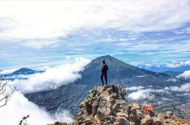 the best view, visit indonesia🇮🇩