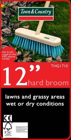 Town & Country brooms sweep clean...visit http://www.gardenforum.co.uk/tradeforum/productnews/