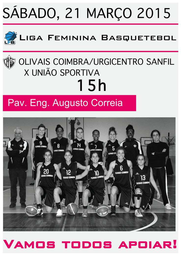21-3-2015, Olivais Coimbra